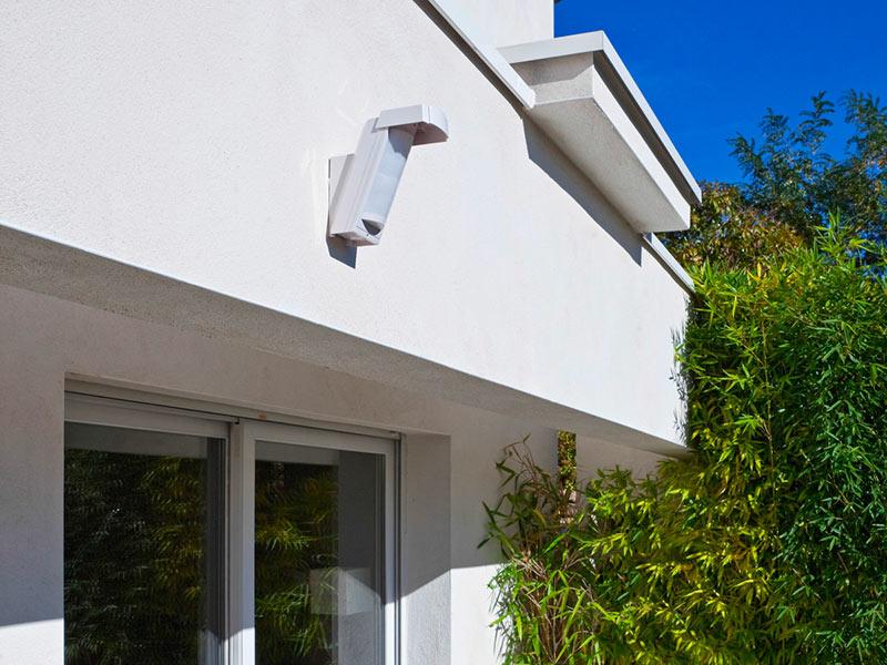 alarme barriere infrarouge exterieur finest dtecteur de mouvement barrire extrieure sans fil. Black Bedroom Furniture Sets. Home Design Ideas